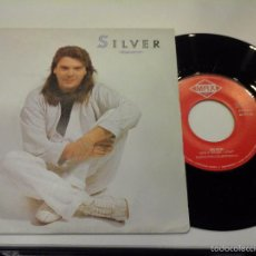 Discos de vinilo: MUSICA SINGLE SILVER LET ME YOUR LOVE OJC. Lote 58411855