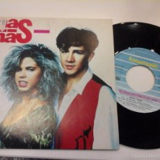 Discos de vinilo: MUSICA SINGLE MAS Y MAS COWBOY MUSICA ELECTRONICA OJC. Lote 58412031