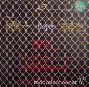 Discos de vinilo: Desire - Desire (Justine, C-062, LP, 1988) sangre azul, jupiter, niagara - Foto 2 - 58413597