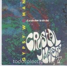 CRYSTAL WATERS ?– GYPSY WOMAN (LA DA DEE LA DA DA) (Música - Discos - Singles Vinilo - Techno, Trance y House)