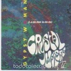 Disques de vinyle: CRYSTAL WATERS ?– GYPSY WOMAN (LA DA DEE LA DA DA). Lote 58414186