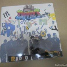Discos de vinilo: CHARLY J (MX) RADYO +1 TRACK AÑO 1990. Lote 58421527