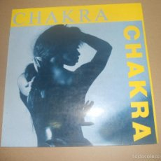 Discos de vinilo: CHAKRA (MX) CHAKRA +2 TRACKS AÑO 1991. Lote 58421613