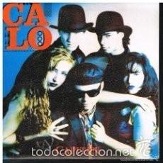 Discos de vinilo: CALO - CAPITAN - SINGLE 1990 - PROMO - . Lote 58423427