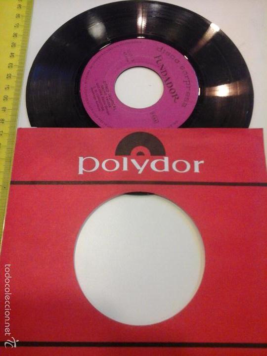 MUSICA SINGLE CACHO VALDES RITMO TROPICAL OJ.C (Música - Discos - Singles Vinilo - Grupos y Solistas de latinoamérica)