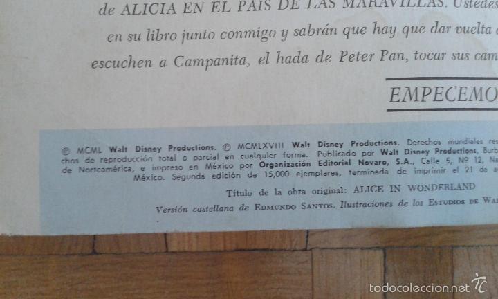 Discos de vinilo: Tres discos- cuento- Walt Disney - Hecho en Venezuela y Mexico 1968 raros!! - Foto 5 - 58428435
