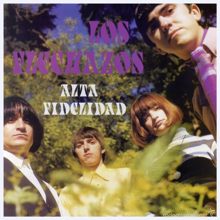 LP LOS FLECHAZOS ALTA FIDELIDAD VINILO + CD MOD (Música - Discos - LP Vinilo - Grupos Españoles de los 90 a la actualidad)