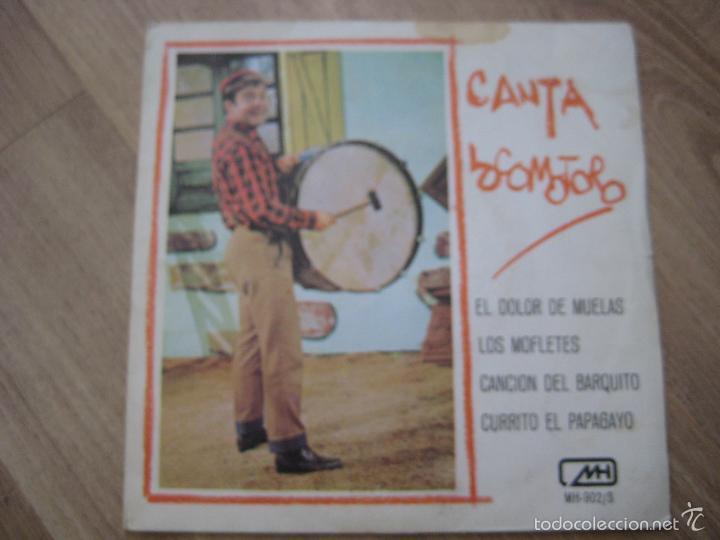 Discos de vinilo: CANTA LOCOMOTORO CHIRIPITIFLAUTICOS EP MH 1978 el dolor de muelas +3 tve TELEVISION - Foto 2 - 195193362