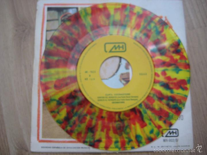 Discos de vinilo: CANTA LOCOMOTORO CHIRIPITIFLAUTICOS EP MH 1978 el dolor de muelas +3 tve TELEVISION - Foto 3 - 195193362
