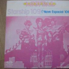 Discos de vinilo: MISTRAL SG CNR MOVIEPLAY 1978 STARSHIP 109/ LOVE DESTRUCTION EURO DISCO . Lote 58437408