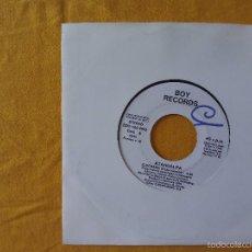 Discos de vinilo: ATAHUALPA, ELDORADO (BOY RECORDS) SINGLE PROMOCIONAL ESPAÑA - FLUTE & IMPERIO VERSION. Lote 58437447
