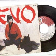 Discos de vinilo: EVO SINGLE. Lote 58441786