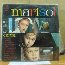 Discos de vinilo: MARISOL - CANTA - MONTILLA MS-513 - 1962 - DIFICIL. Lote 58441857