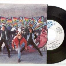 Discos de vinilo: LOS ELEMENTOS - SINGLE. Lote 58442207