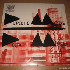 Discos de vinilo: LP DEPECHE MODE DELTA MACHINE - MUTE AÑO 2013 PRECINTADO MADE IN EU. Lote 58442444