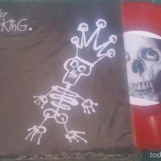 Discos de vinilo: DER TODESKING - BSO - EDICION LIMITADA - EP RAREZA. Lote 58442571