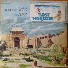 Discos de vinilo: BURT BACHARACH : BSO LOST HORIZON [UK 1973] LP/FOL. Lote 55093451