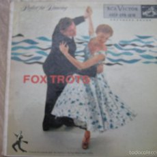 Discos de vinilo: PERFECT FOR DANCING EP DOBLE MADE IN USA FOX TROTS JAZZ TOMMY DORSEY GENE KRUPA ARTIE SHAW . Lote 58447510