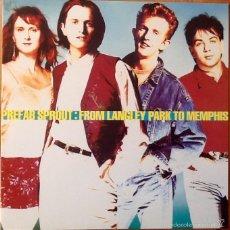 Discos de vinilo: PREFAB SPROUT : FROM LANGLEY PARK TO MEMPHIS [ESP 1988] LP. Lote 55194332