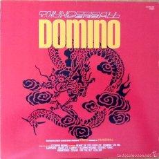 Discos de vinilo: THUNDERBALL : DOMINO [USA 2003] EP 12'. Lote 55319533