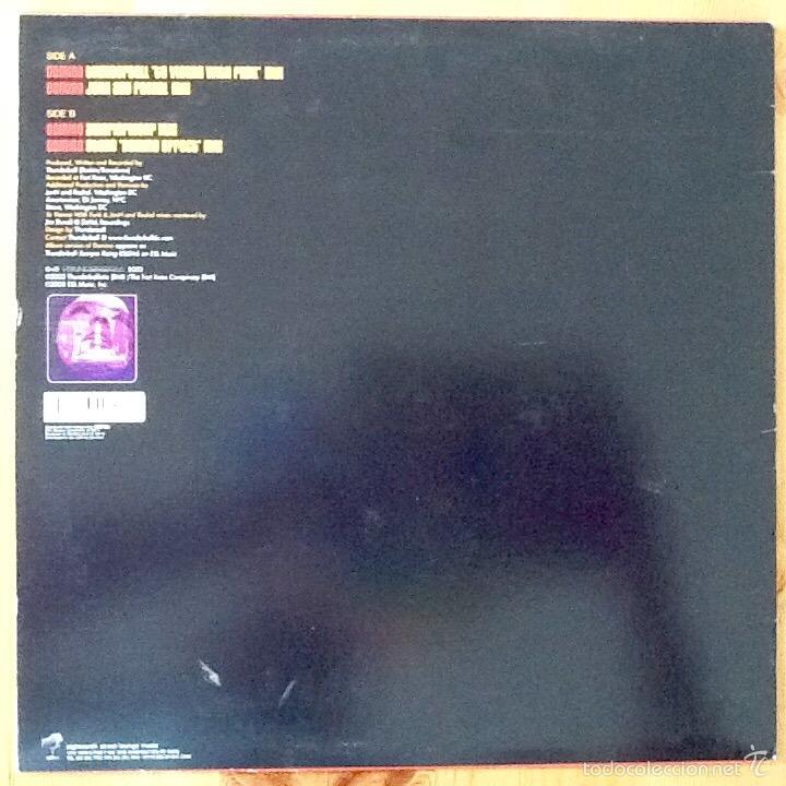 Discos de vinilo: THUNDERBALL : DOMINO [USA 2003] EP 12' - Foto 2 - 55319533