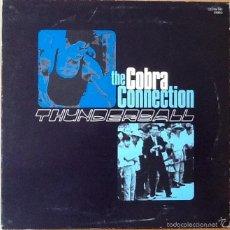 Discos de vinilo: THUNDERBALL : THE COBRA CONNECTION [USA 2001] 10'. Lote 55319600