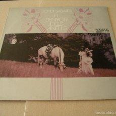 Discos de vinilo: JORDI SABATES LP EL SENYOR DELS ANELLS ZELESTE ORIGINAL ESPAÑA 1974. Lote 58466767