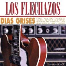 Discos de vinilo: LP LOS FLECHAZOS DIAS GRISES VINILO + CD MOD . Lote 161628849