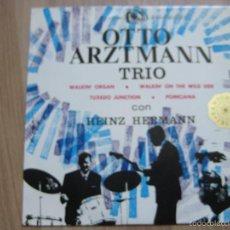 Disques de vinyle: OTTO ARZTMANN TRIO + HEINZ HERMANN EP FIDIAS 1966 WALKIN' ORGAN +3 FREE JAZZ . Lote 58467472