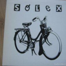 Discos de vinilo: SOLEX EP ALEHOP 1995 PATRULLERO MANCUSO GRIMORIO LCDD PRETTY FUCK LUCK JON SPENCER. Lote 58467825