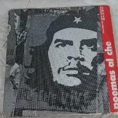 Discos de vinilo: LP EL CHE POEMAS AL CHE PALABRA DE ESTA AMERICA CASA DEV LAS AMERICAS EL CHE VIVE DOBLE LP. Lote 58469273