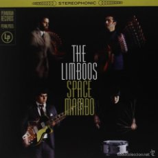 Discos de vinilo: LP THE LIMBOOS SPACE MAMBO VINYL. Lote 58470585