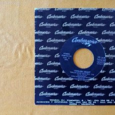 Discos de vinilo: FOOLISH HEART, IDEM RADIO MIX (CONTRASEÑA) SINGLE PROMOCIONAL ESPAÑA. Lote 58471693