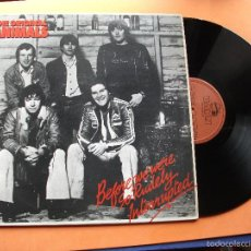 Discos de vinilo: THE ORIGINAL ANIMALS. BEFORE WE WERE SO RUDELY INTERRUPTED. POLYDOR 23 14 104 LP ESPAÑA 1977. Lote 58473469