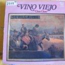 Discos de vinilo: LP - SEVILLANAS Y RUMBAS - VINO VIEJO - CHAU CHAU (MOVIEPLAY 1979). Lote 58483525