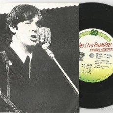 THE BEATLES: FROM ME TO YOU + ROCK ´N´ ROLL MUSIC, EN DIRECTO EN LIVERPOOL Y ROMA 1963/65