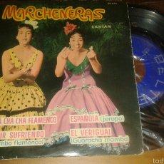 Discos de vinilo: LAS MARCHENERAS CANTAN AÑO 1961 BELTER 50855. Lote 58488686