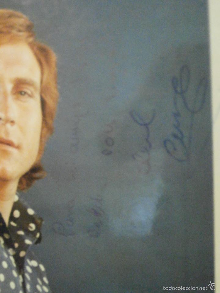 Discos de vinilo: Disco - Vinilo - Lp - El curro - Columbia 1976 - Firmado por el autor - Flamenco Raro y muy escaso - - Foto 2 - 58489617