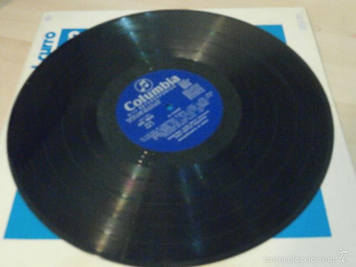 Discos de vinilo: Disco - Vinilo - Lp - El curro - Columbia 1976 - Firmado por el autor - Flamenco Raro y muy escaso - - Foto 7 - 58489617