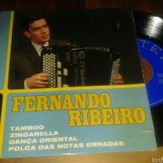 Discos de vinilo: FERNANDO RIBEIRO (ACORDEONISTA). Lote 58496461