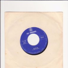 Discos de vinilo: SINGLE VINILO . LOS PEKENIKES - 1967. Lote 58497883