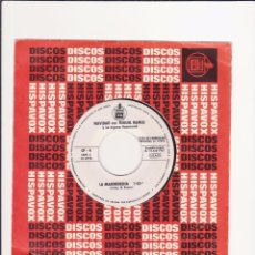 Discos de vinilo: SINGLE VINILO . NAVIDAD CON MIGUEL RAMOS - 1967 - PROMOCIONAL. Lote 58498114