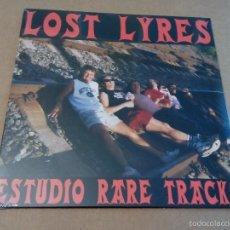 Discos de vinilo: LYRES - LOST LYRES. ESTUDIO RARE TRACKS (LP 2013, MUNSTER MR 328) NUEVO Y PRECINTADO. Lote 227837950