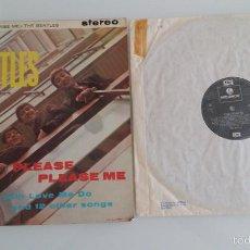 Discos de vinilo: VINILO PLEASE PLEASE ME THE BEATLES. Lote 58510807