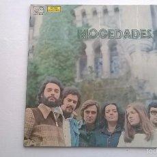 Discos de vinilo: LP VINILO - MOCEDADES - 1974. Lote 58513157