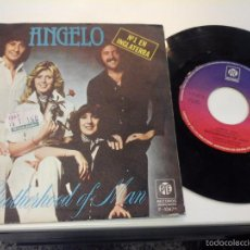 Discos de vinilo: MUSICA SINGLE ANGELO BROTHERHOOD OF MAN OJ.C. Lote 58513783