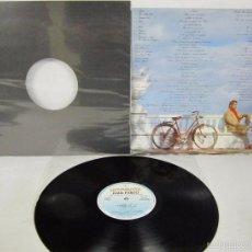 Discos de vinilo: JUAN PARDO - UN SORBITO DE CHAMPAGNE - HISPAVOX 1984 SPAIN - CARPETA NEUTRA. Lote 58522623