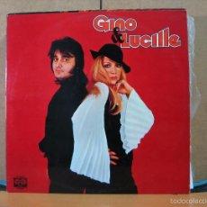 Discos de vinilo: GINO AND LUCILLE - IDEM - AUVI 77-AU14 - 1978 . Lote 58533499