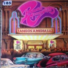 Discos de vinilo: PEQUEÑA COMPAÑIA - TANGOS A MEDIA LUZ . LP . 1981 MOVIEPLAY. Lote 58536505