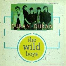 Discos de vinilo: DURAN DURAN - THE WILD BOYS EMI - 052-20 0382-6 SPAIN. Lote 58541264